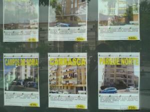 Obligación inmobiliarias de mostrar el certificado energético